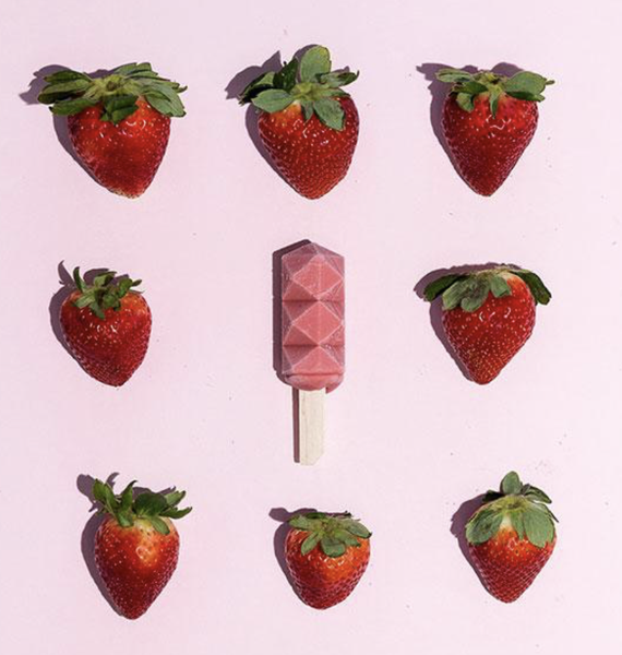 Berry Dreams Non-Dairy Frozen Pops