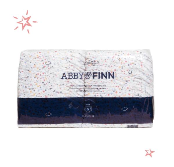 ABBY&FINN Diapers Single Pack