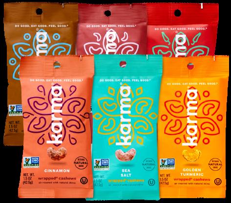 Cashew Variety Pack