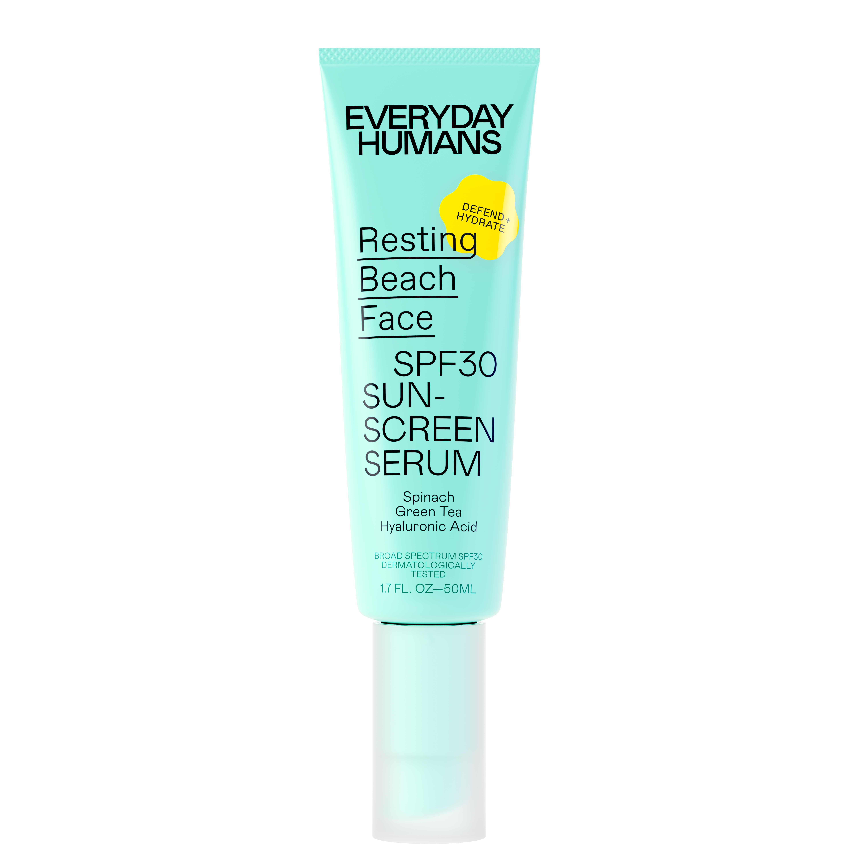 Resting Beach Face SPF30 Serum