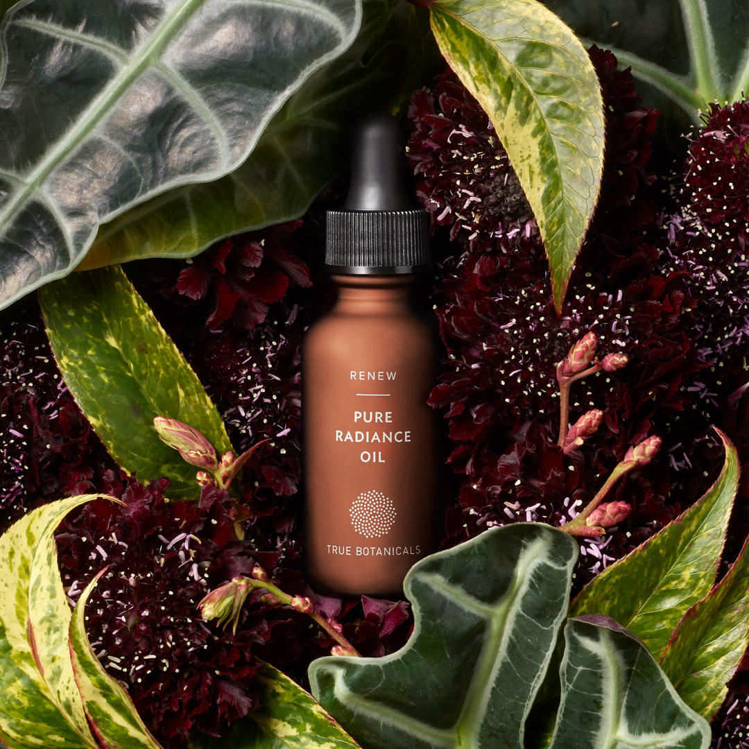 Pure Radiance Face Oil