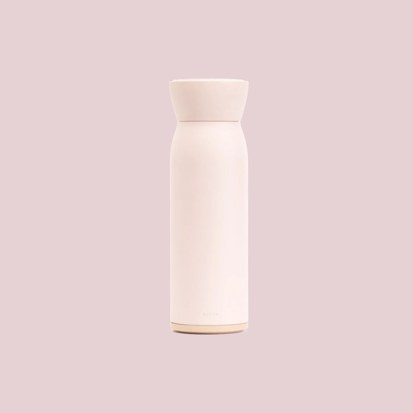 Bottle and Cup in Pale Blush