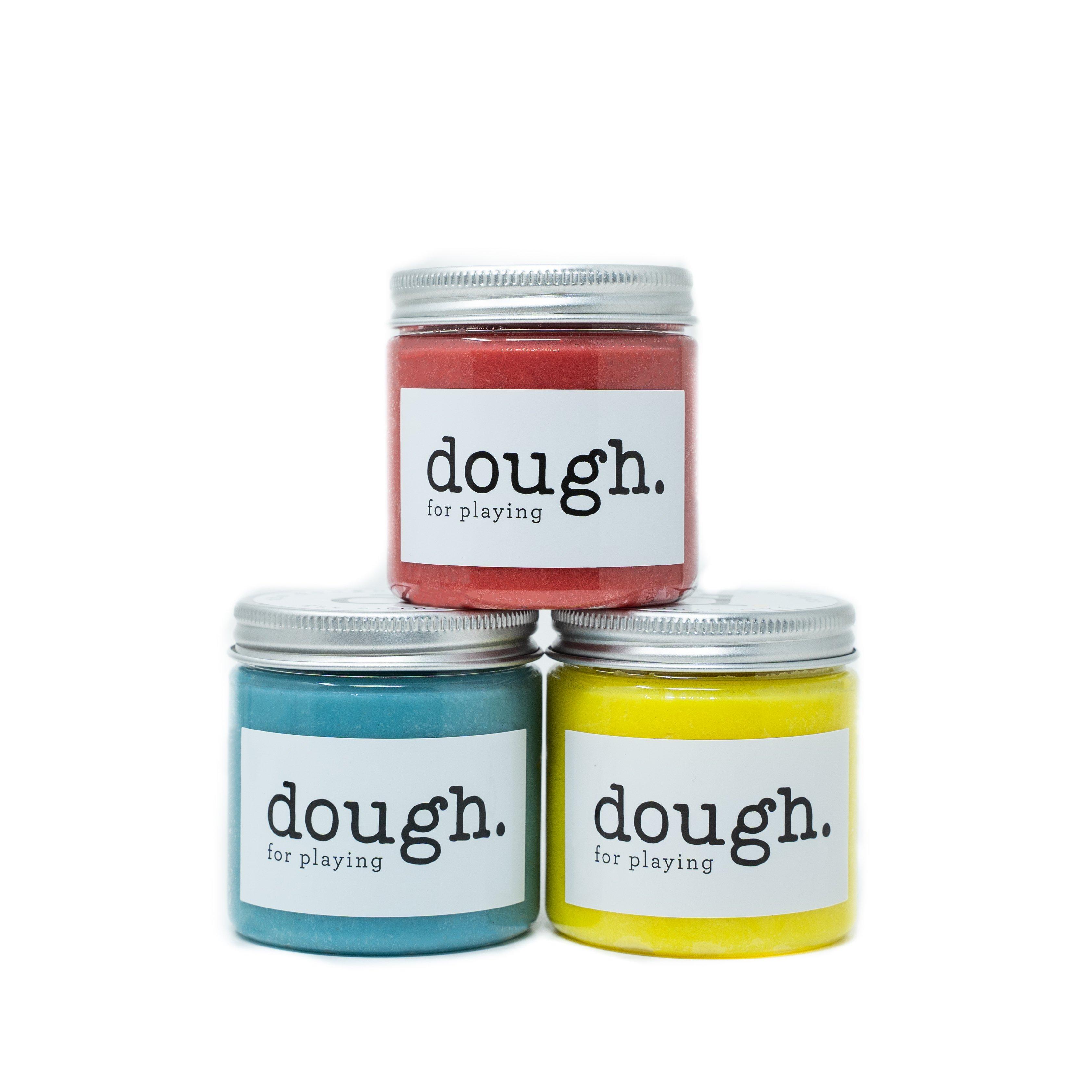 Dough 3 Jar Pack