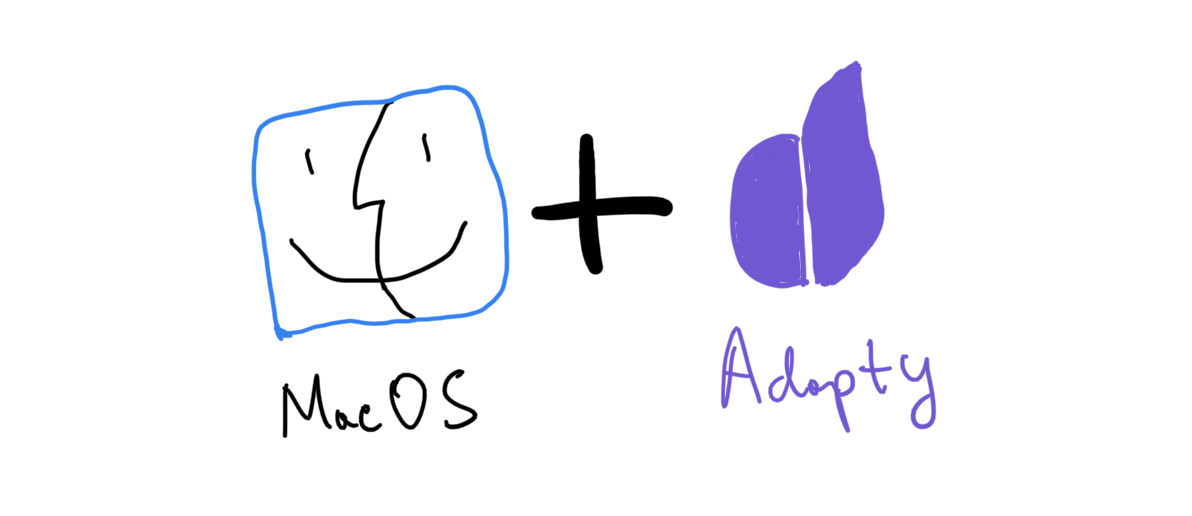 macos + adapty