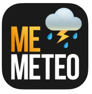 MeMeteo: weather forecast live