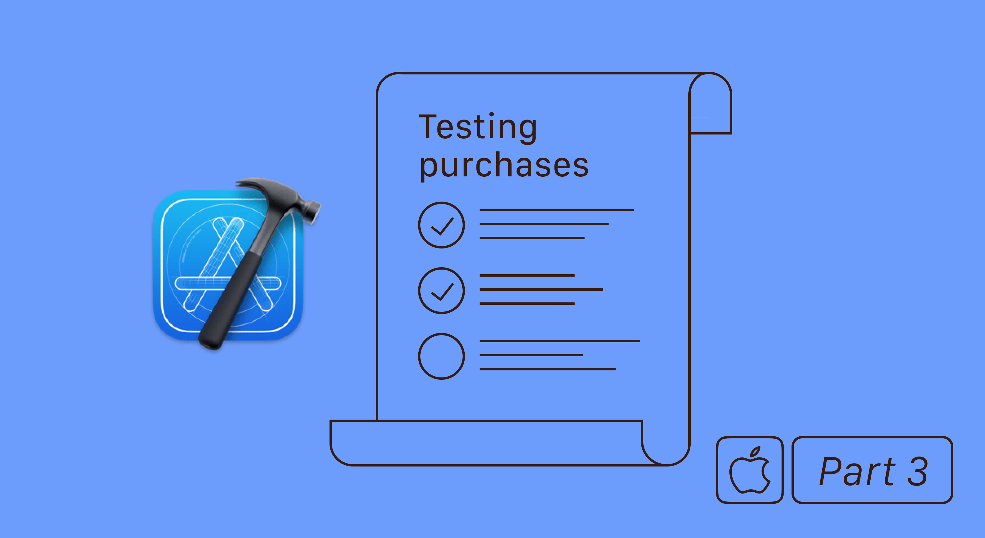 iOS in-app purchases, part 3: testing purchases in Xcode