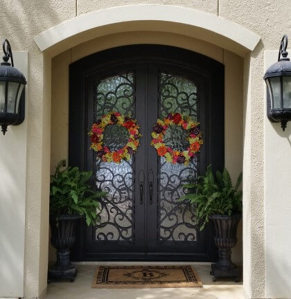 Custom Double Doors in Houston Spring The Woodlands Conroe