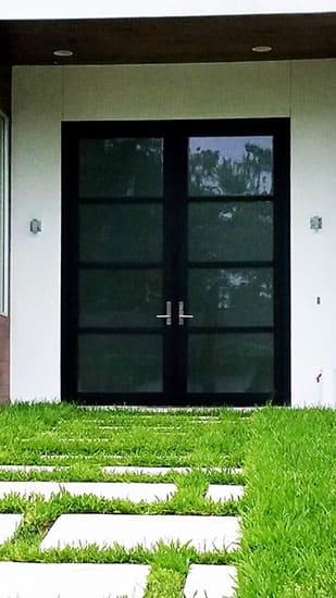 Custom Iron Doors in Houston Spring The Woodlands Conroe
