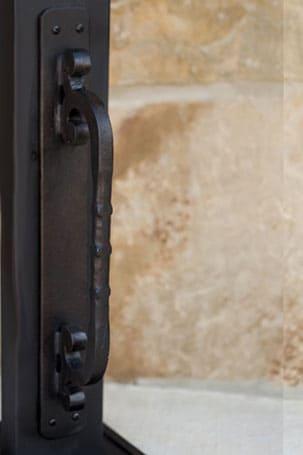 Custom Iron Doors
