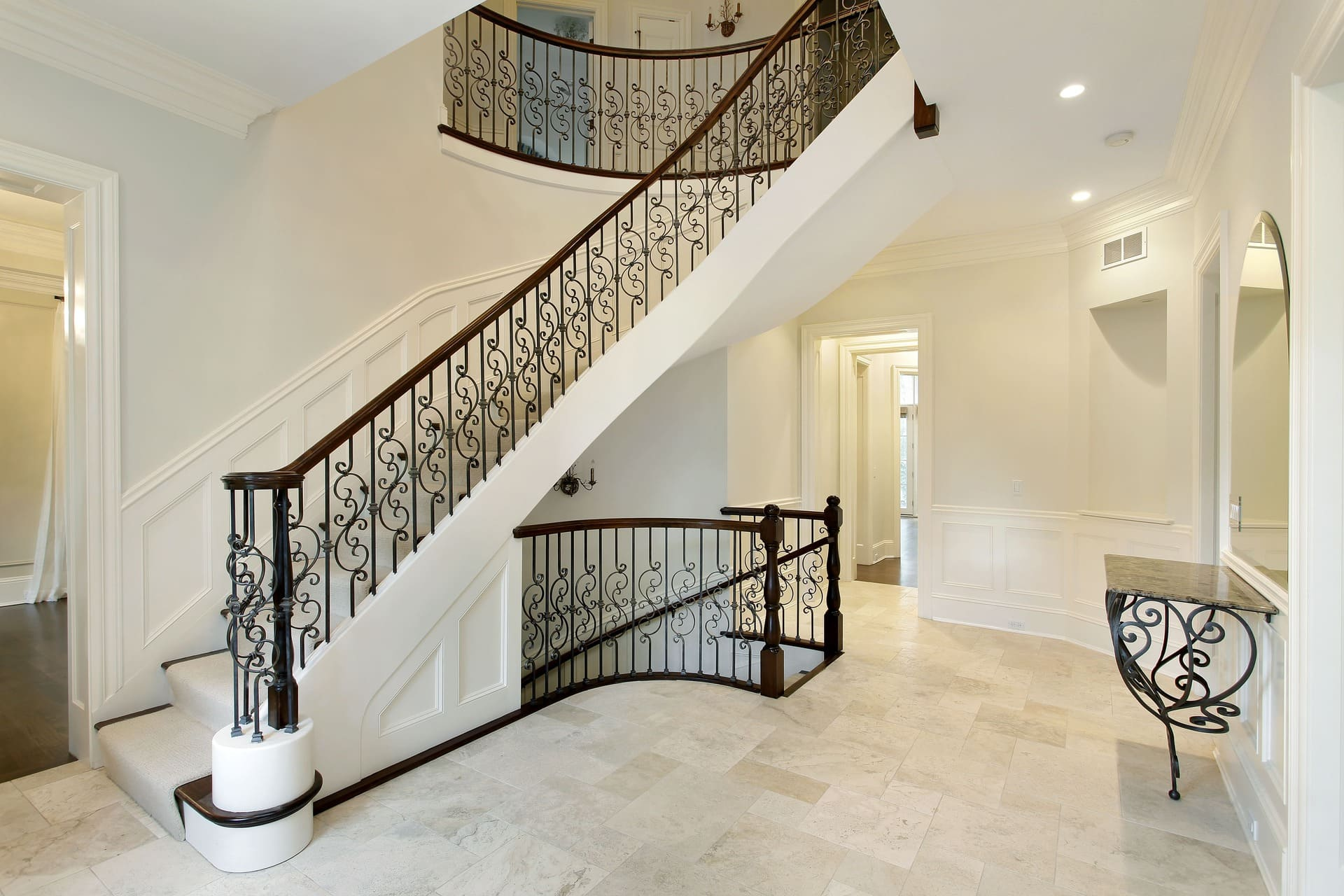Iron Stairs Houston, Conroe, The Woodlands, Spring Texas