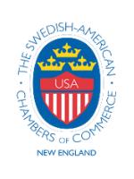 Swedish American Chamber of Commerce New England