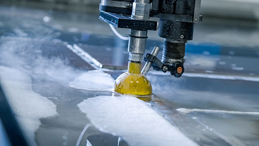 Waterjet Cutting & Machining Services - SMP