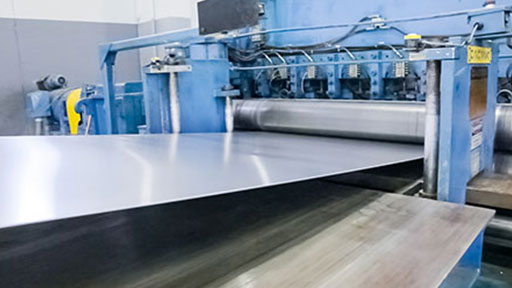 Metal Cut-To-Length Services - SMP