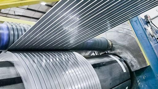 Metal Slitting Services - SMP