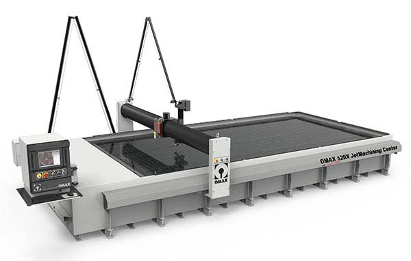 SMP 3 AXIS WATERJET CUTTING