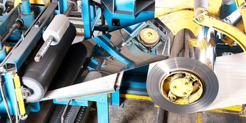 Metal Coil Buffing Services