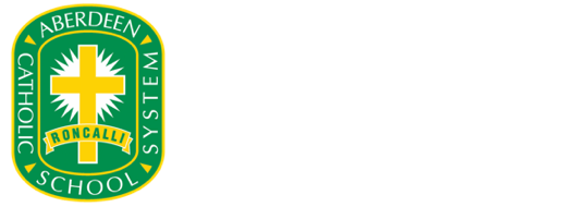 Aberdeen Catholic School System logo