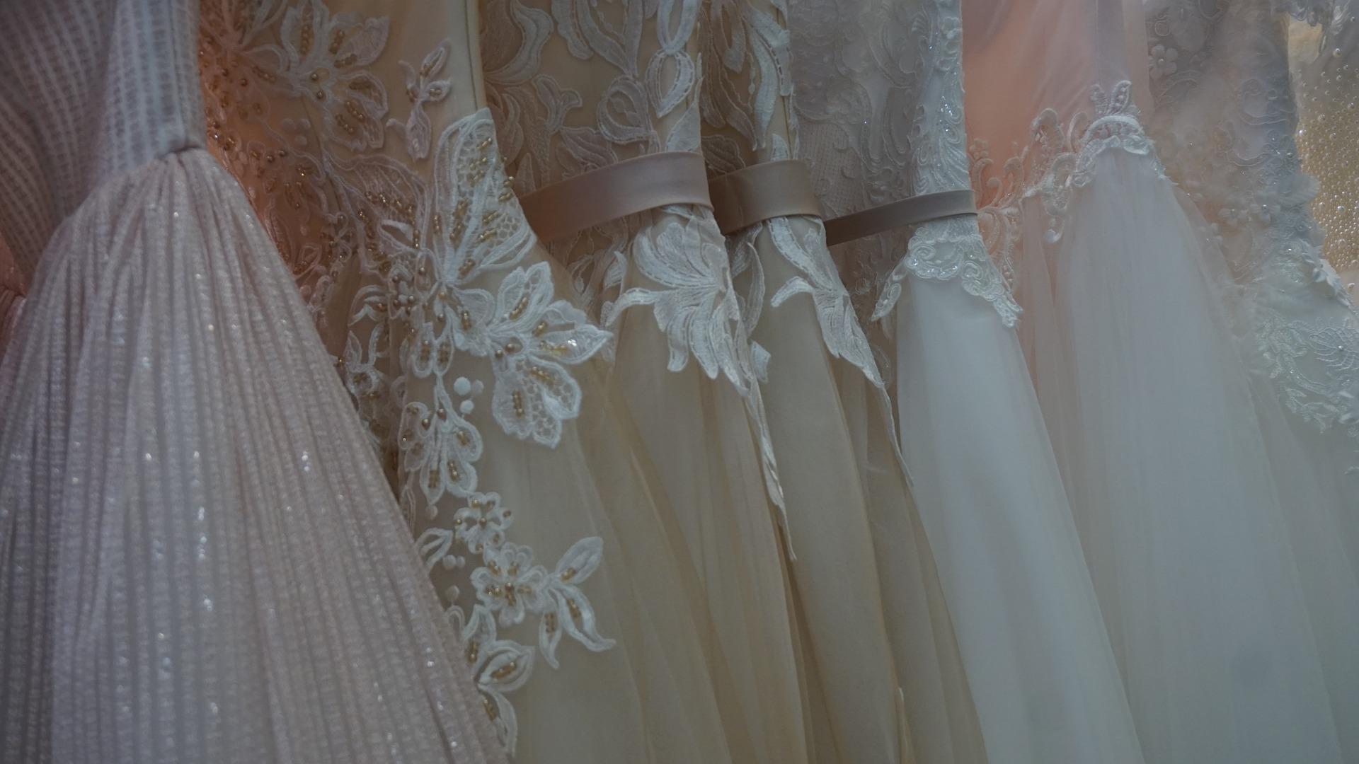 Popular Wedding Dress Colours