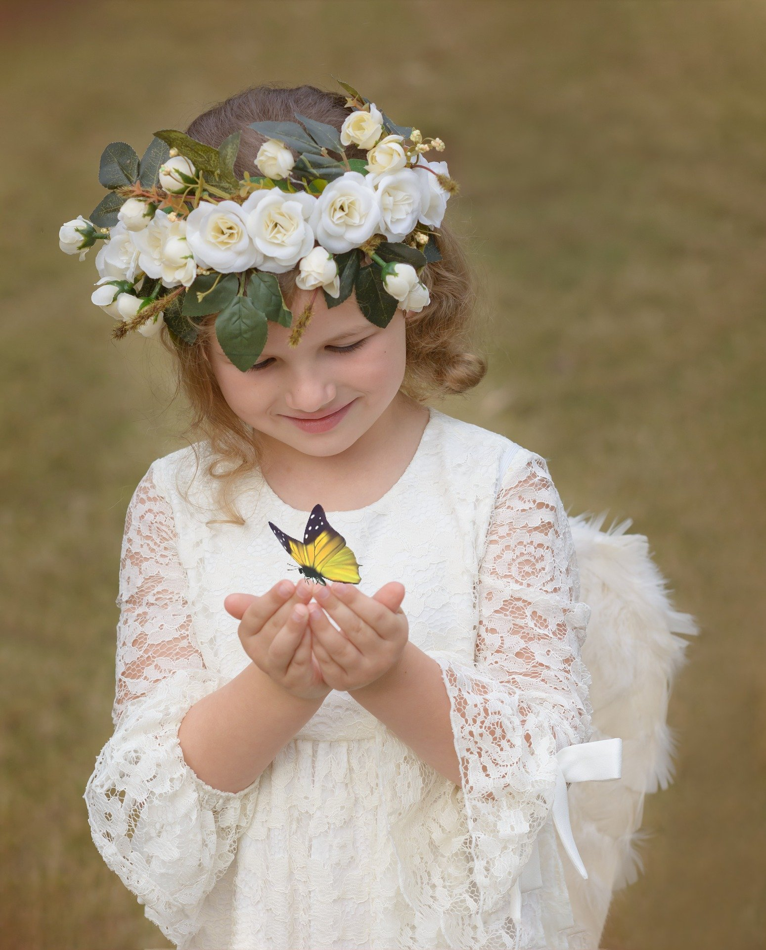 Flower Girls And Flower Girl Dresses