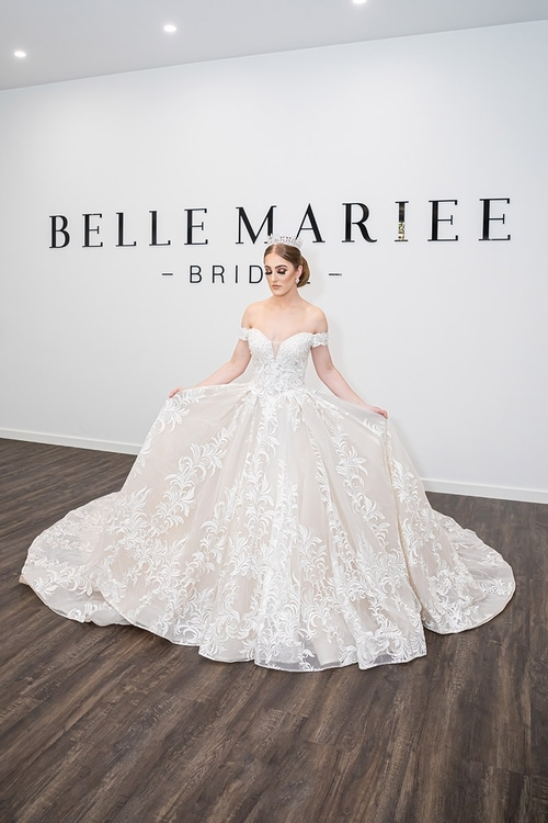 Top Melbourne Wedding Dresses And Wedding Dress Designers