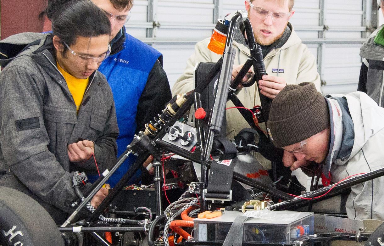 Dartmouth Formula Hybrid Racing Team