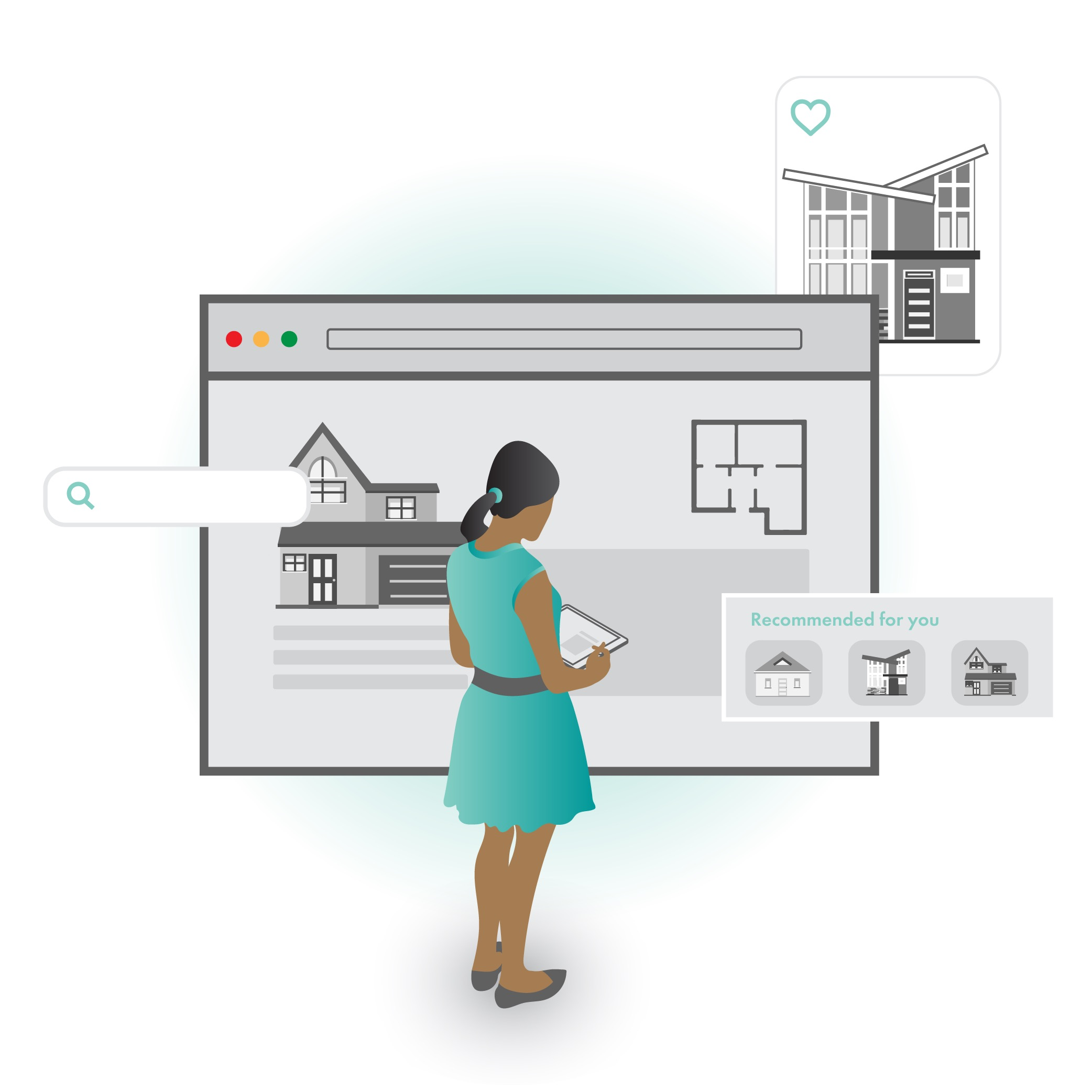 3 Ways to Improve the Digital Home Shopping Experience