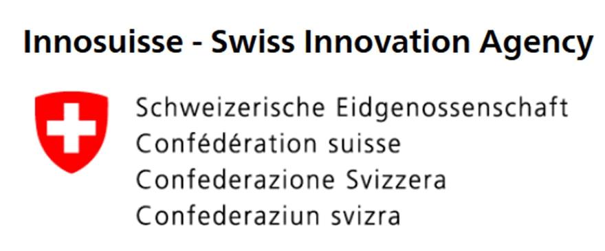 Swiss Innovation Agency Logo