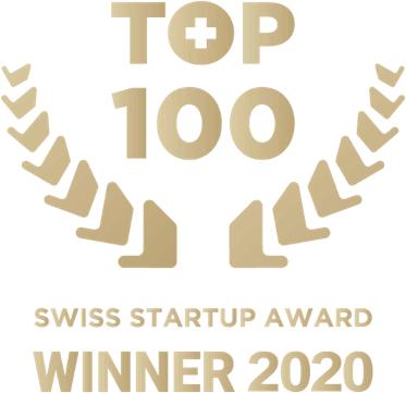 Swiss Startup Award Logo