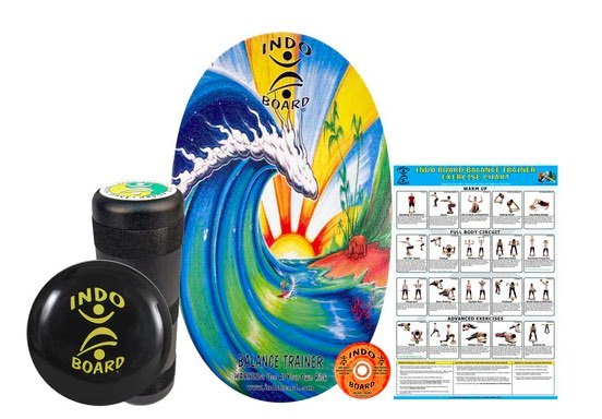 Indo Balance Board for Surfing