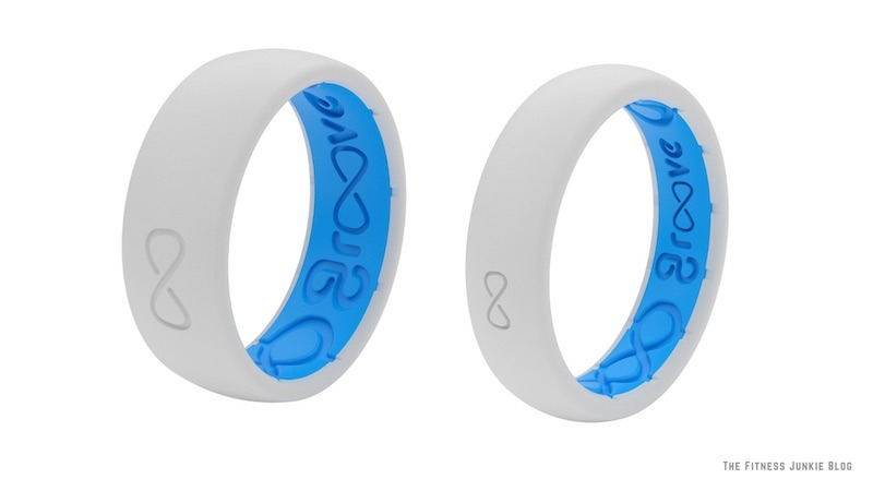 Groove Wedding band Men and Women Ring
