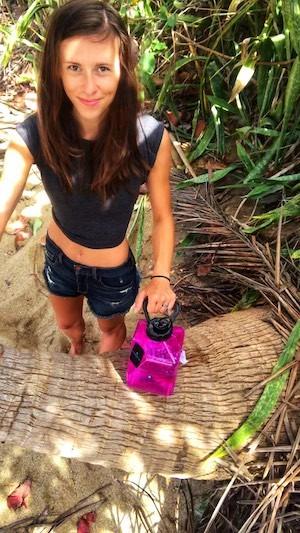 Sophie Summers Hydration Junkie Jug