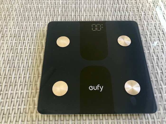 Eufy Scale Design and Display