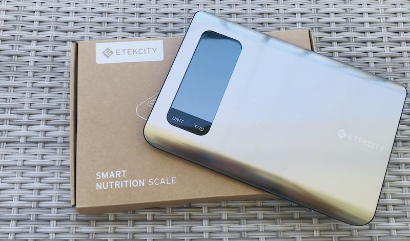 design of the smart food scale