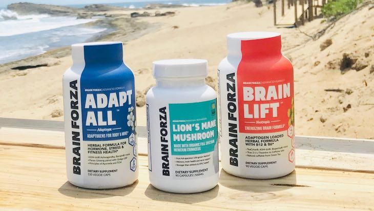 Brain forza supplements i have taken