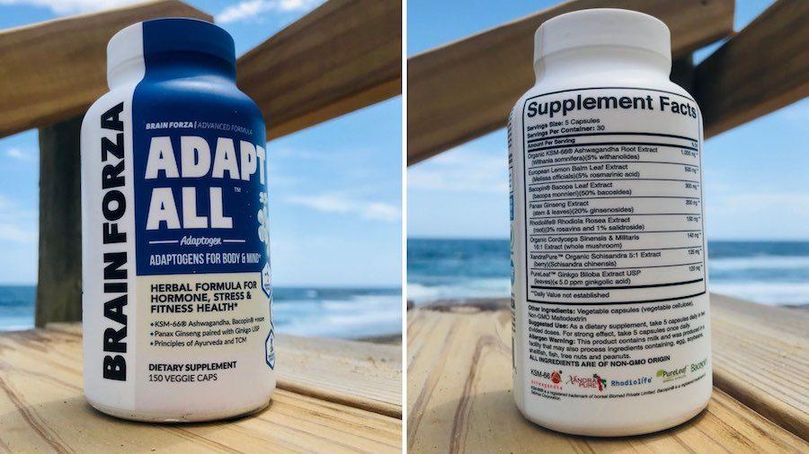 Brain forza adapt all supplement