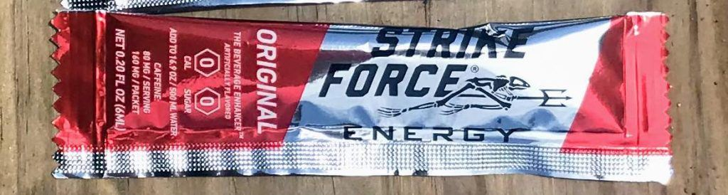 strike force energy original flavor