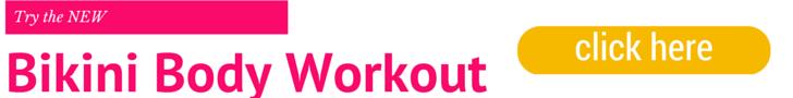 Bikini Body Workout Banner AD