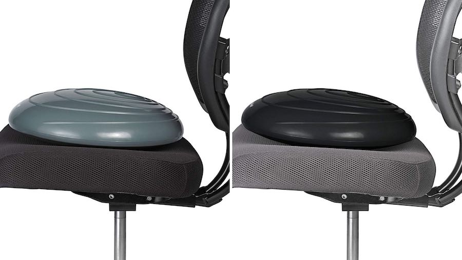 chair balance disks on office chair