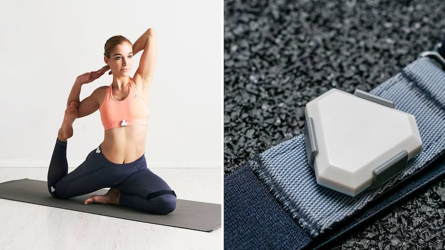 Yoganotch yoga wearable