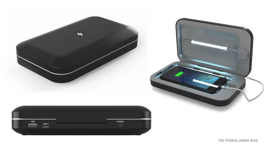 PhoneSoap UV light phone cleaning device