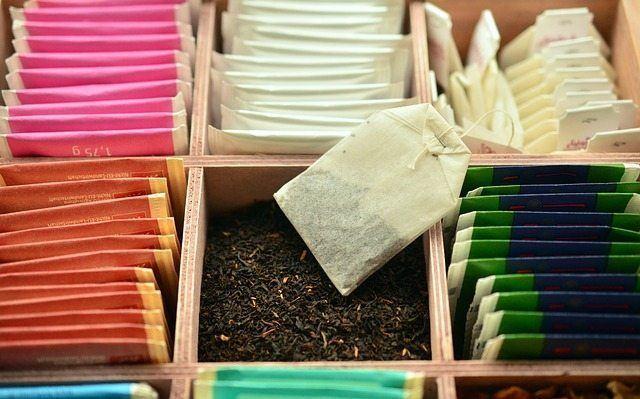 Tea Bag Set