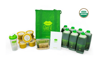 Chef V 5 Day Cleanse