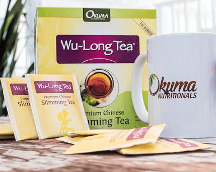WuLong Tea Okuma Naturals