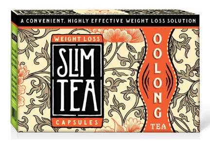 Okuma Naturals Slimming Tea Capsules
