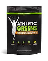Athletic Greens Product Sample