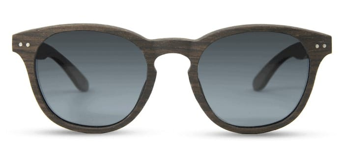 Wooden sunglasses from Mr Woodini