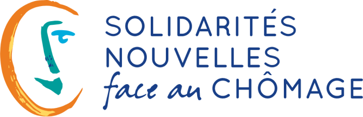 Logo SNC (Solidarités nouvelles face au chômage)