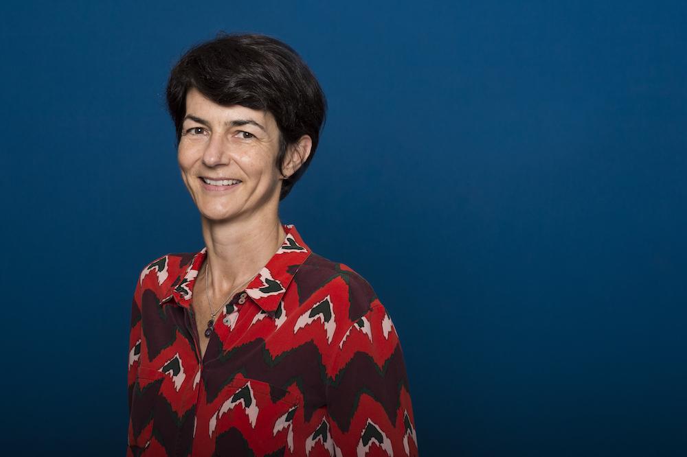 Sophie Lombard membre de la gouvernance du Lab2e, tresorière du lab2e