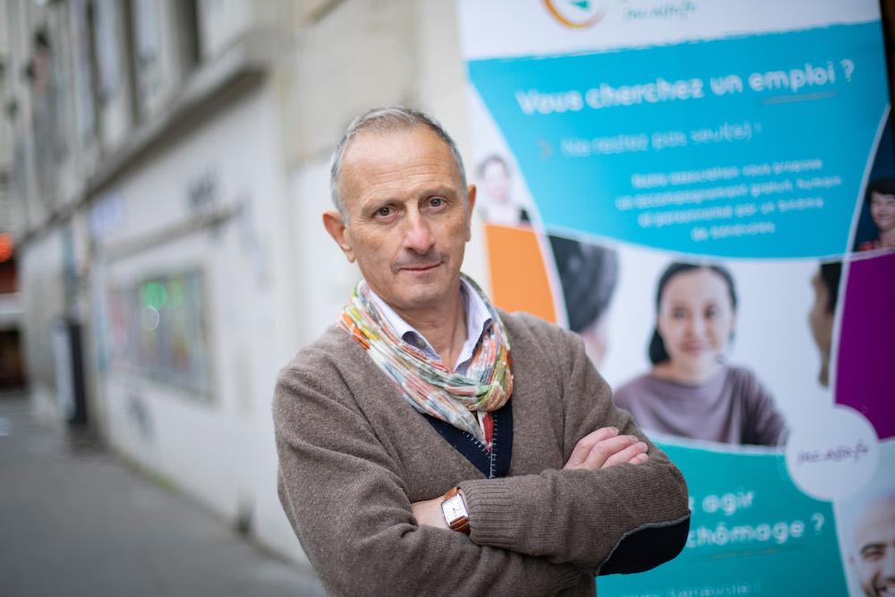 Pierre Schindler, membre de la gouvernance du lab2e et administrateur