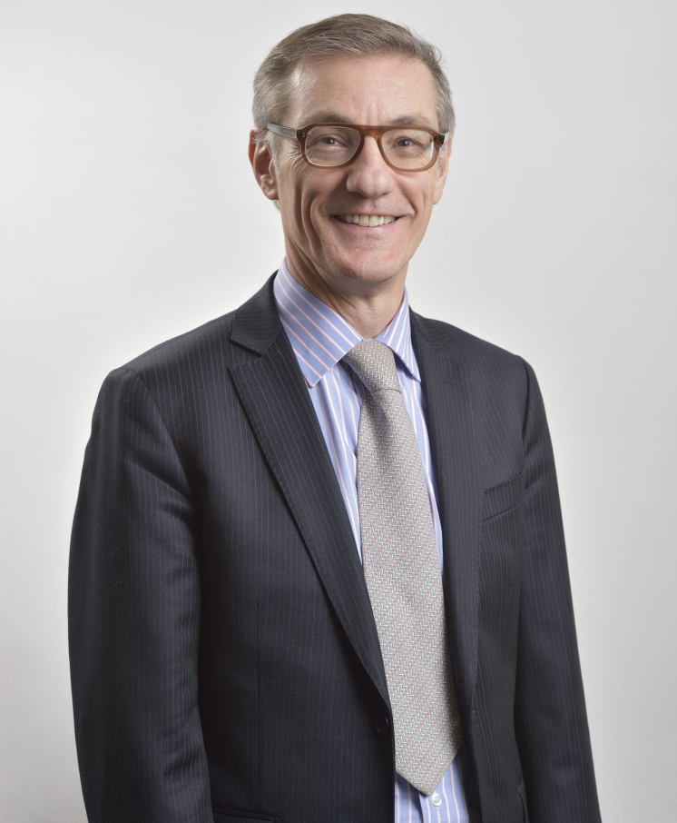 Gilles de Labarre, membre de la gourvernance du Lab2e, président du fond de dotation